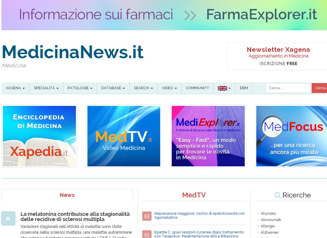 MedicinaNews.it
