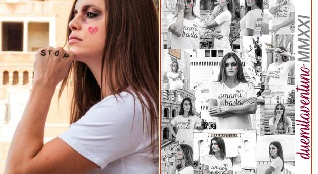 5595914_as_roma_amami_e_basta_mogli_calciatori_contro_violenza_donne
