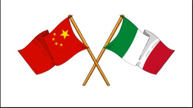 Il patto, Cina-Italia, può aiutare la chiesa cattolica !