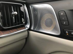 Volvo V60 stereo