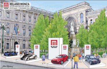 MIMO il Milano Monza Open Air Show che è il salone italiano dell'auto slitta al 2021
