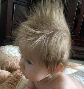 Oliver e i capelli d'oro