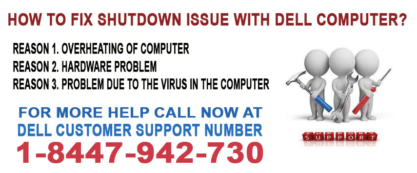 Shutdown Issue With Dell Computer