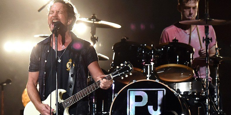 "Biglietti Pearl Jam ""Lightning Bolt Europe Tour"" 2018"
