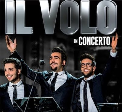 Biglietti Il Volo Tour 2018