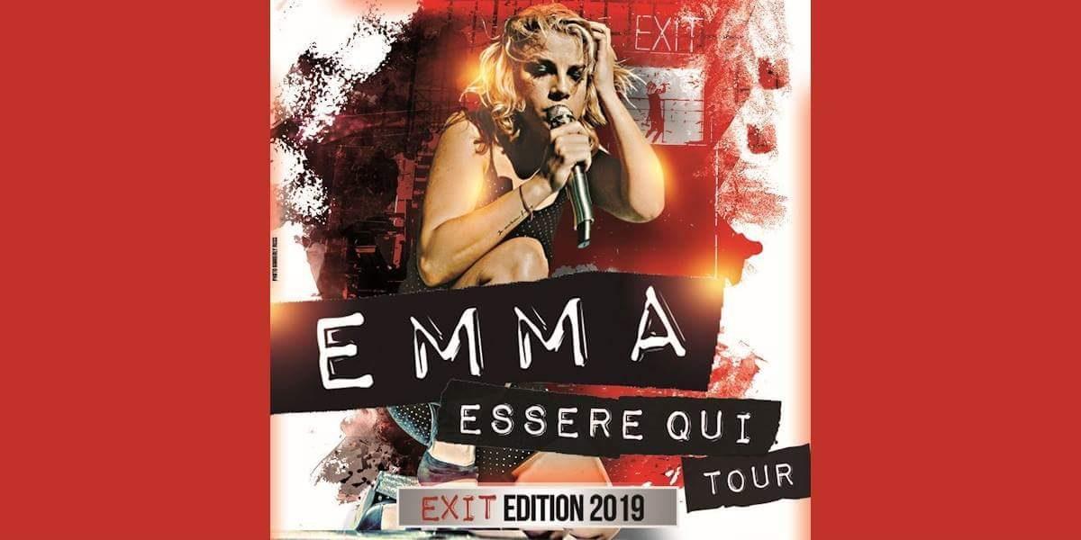 Biglietti Emma Marrone in tour da Febbraio 2019