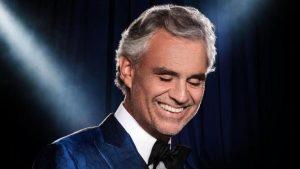 Biglietti Andrea Bocelli: come acquistarli