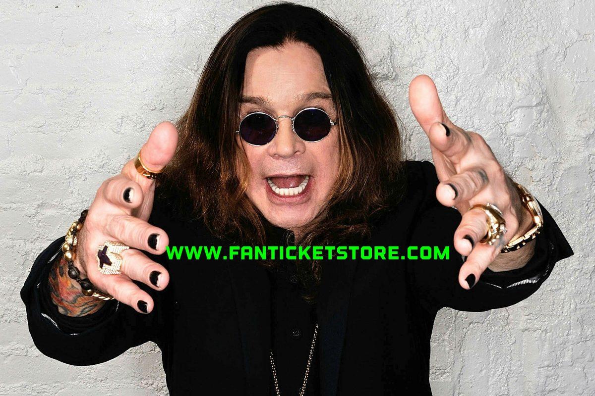 Biglietti Ozzy Osbourne Tour 2019-2020