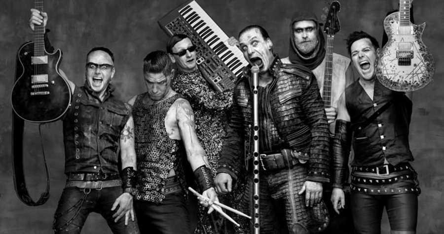Biglietti Rammstein Torino 13-7-2020