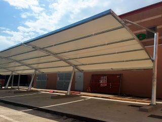 Tipologie principali di tettoie e coperture per auto