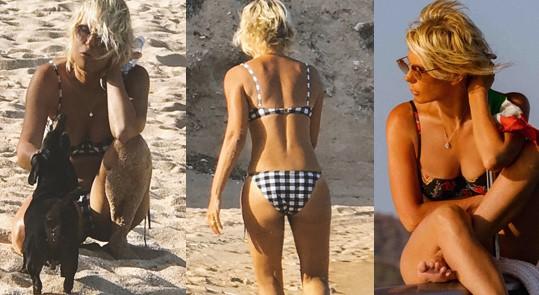 Maria-De-Filippi-bikini-Dolce-Gabbana-12
