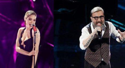 Sanremo, Elodie furiosa per la frase di Marco Masini: la lite al Festival