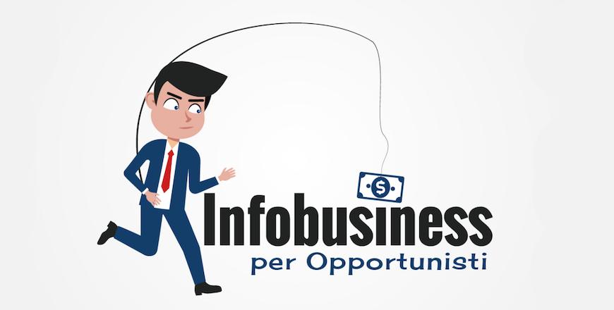 Download Infobusiness per Opportunisti di Big Luca