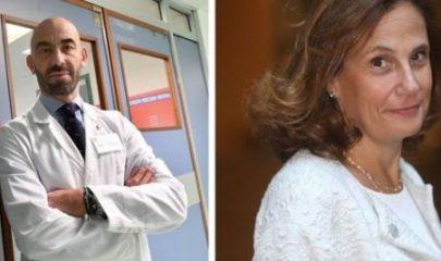 """Bassetti: """"La Capua è una veterinaria, non parli di vaccini..."""""""