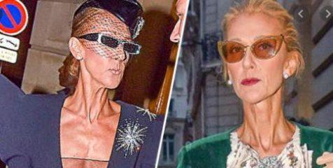 Dopo la morte del marito Celine Dion era dimagrita moltissimo, oggi sta bene