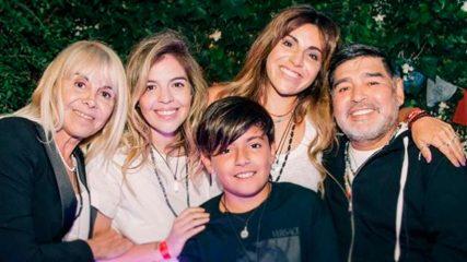 Tutti i figli di Maradona fra riconosciuti e quelli che chiedono la paternità, sono...
