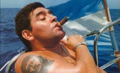 Maradona era pedinato e spiato dal Siviglia che scoprì che...