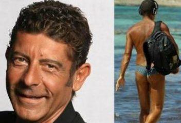 Quello che non sapete di Luca Laurenti, è nudista, appassionato di...