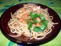 Spaghetti ai Totani