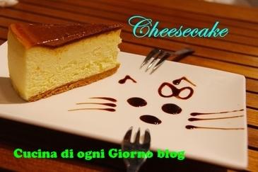 Cheesecake con lamponi e cioccolato bianco