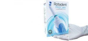 Spazzolino elettrico Rotadent Pro Care