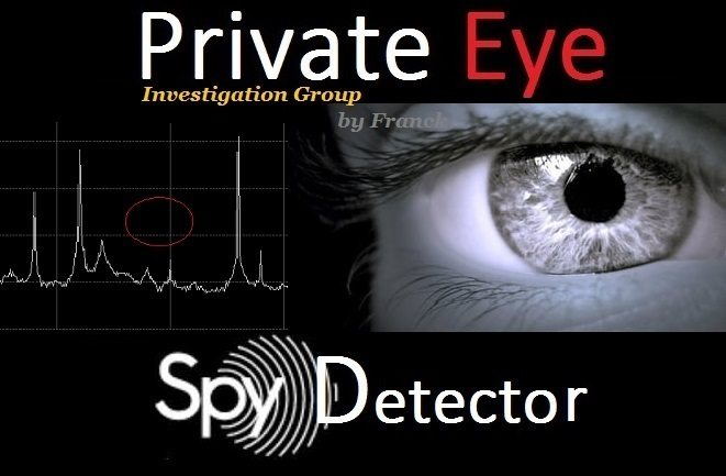 BONIFICHE AMBIENTALI MICROSPIE: Detect Search Spy