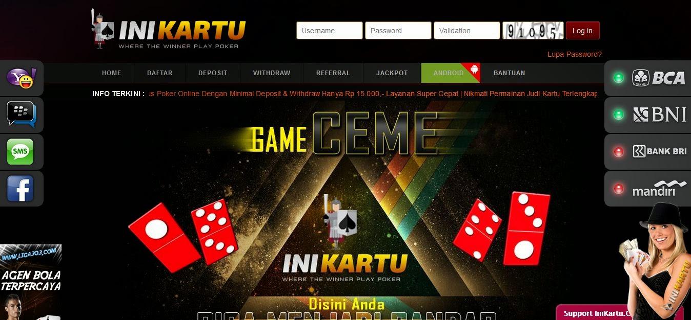Image result for inikartu