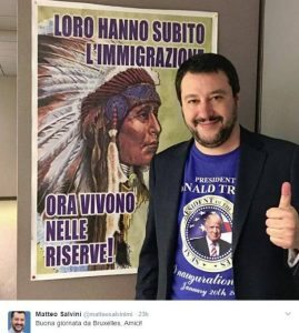 Salvini Indiani