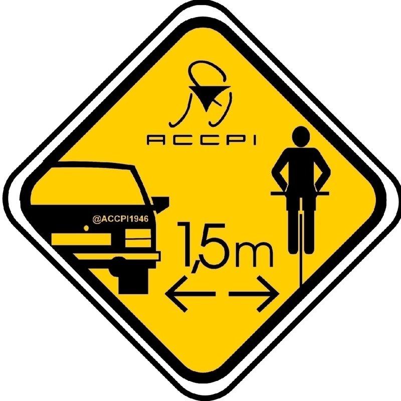 #siamosullastessastrada #metroemezzo #iorispettoilciclista