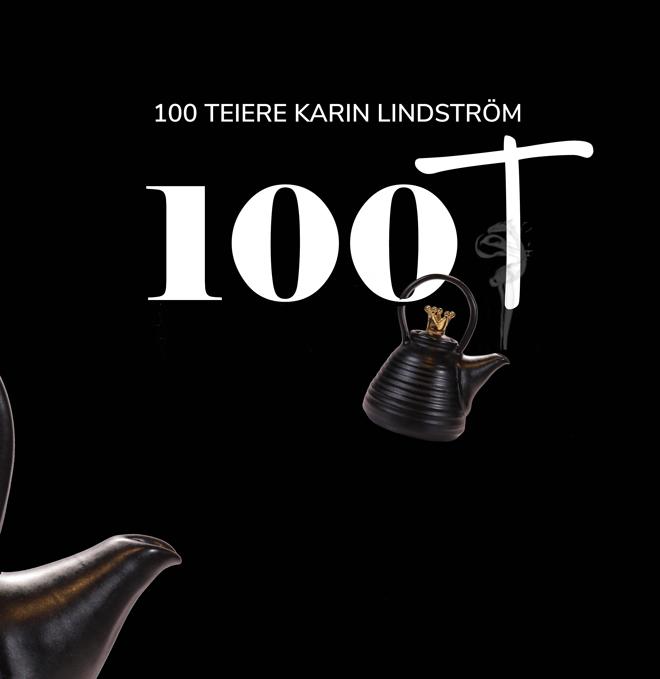 100 teiere