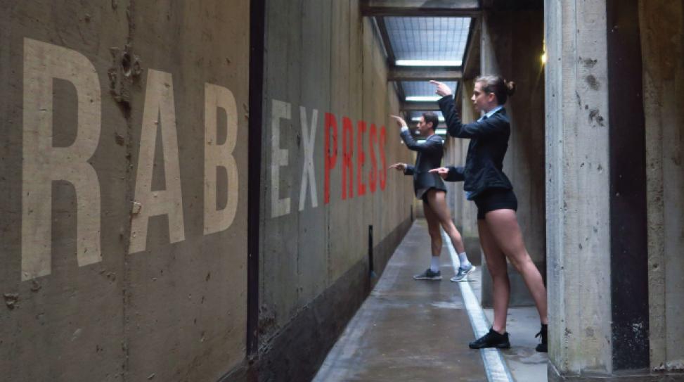 RAB EXPRESS EXTENCIÓN Video Box