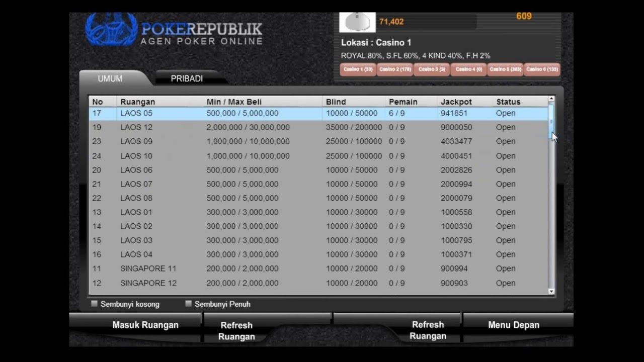 Link Alternatif Poker Republik Mobile Yang Wajib Diketahui