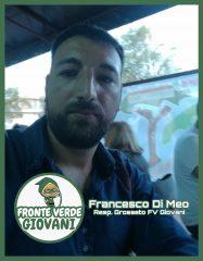 Grosseto, Francesco Di Meo nuovo responsabile di Fronte Verde Giovani