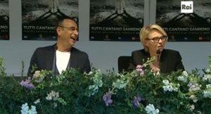 Sanremo: la terza serata in diretta