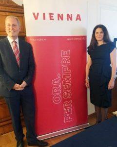 Vienna si presenta a Napoli #Napoli @ViennaInfoB2B @eventinews24
