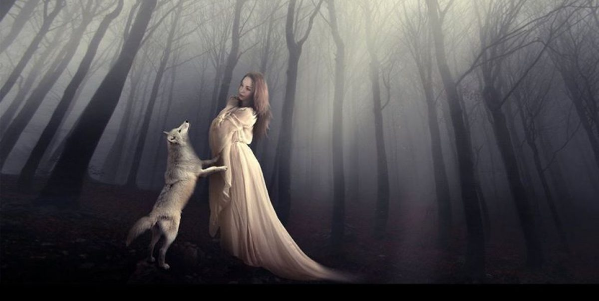 faenrir uomo e lupo