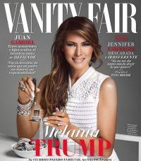 Melania-Trump-Copertina-Vanity-Fair-Messico