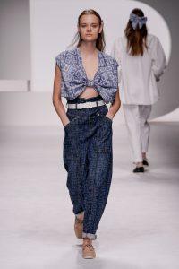Laura Biagiotti alla Milano Fashion Week