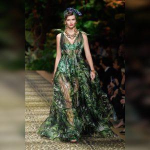 Modelle russe alla Milano Fashion Week