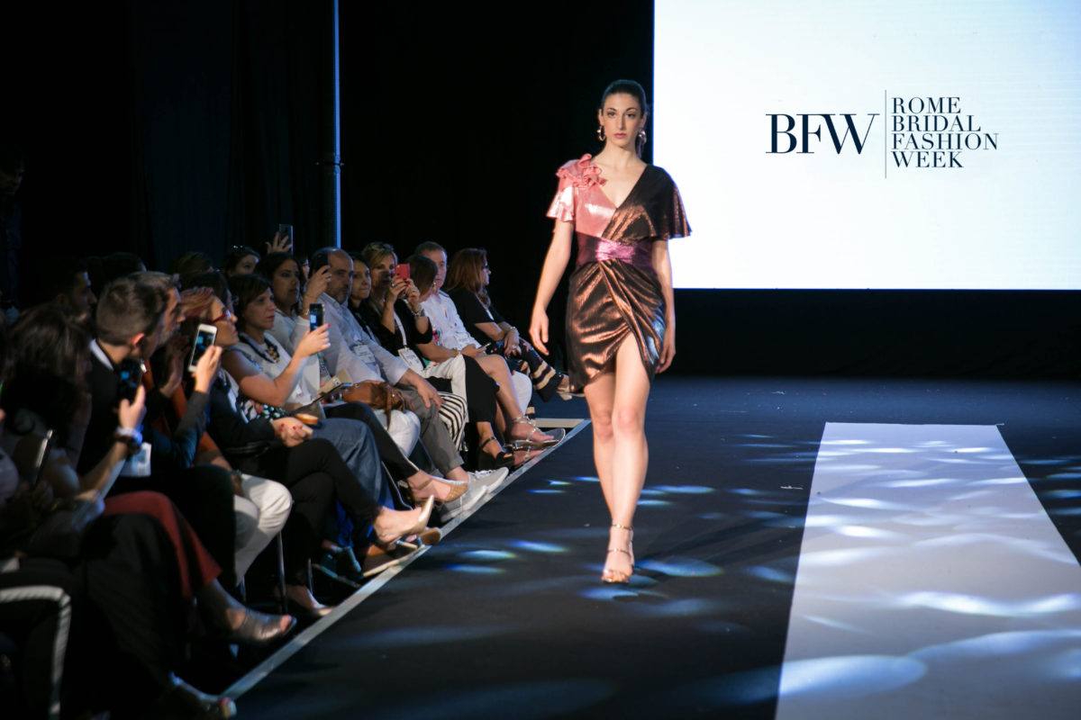 Roma bridal fashion week dal 19 al 21 settembre