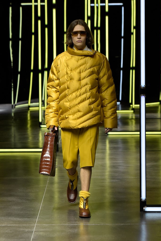 La normalità di Fendi alla Milano Fashion Week