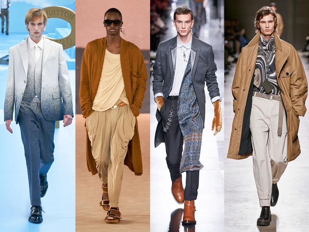 La Parigi Fashion Week Uomo si terrà dal 19 al 24 gennaio in formato digitale