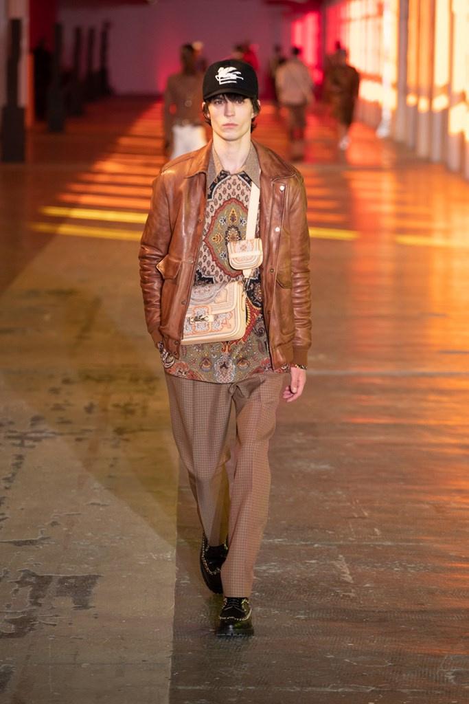 Collezione Etro alla Milano Fashion Week