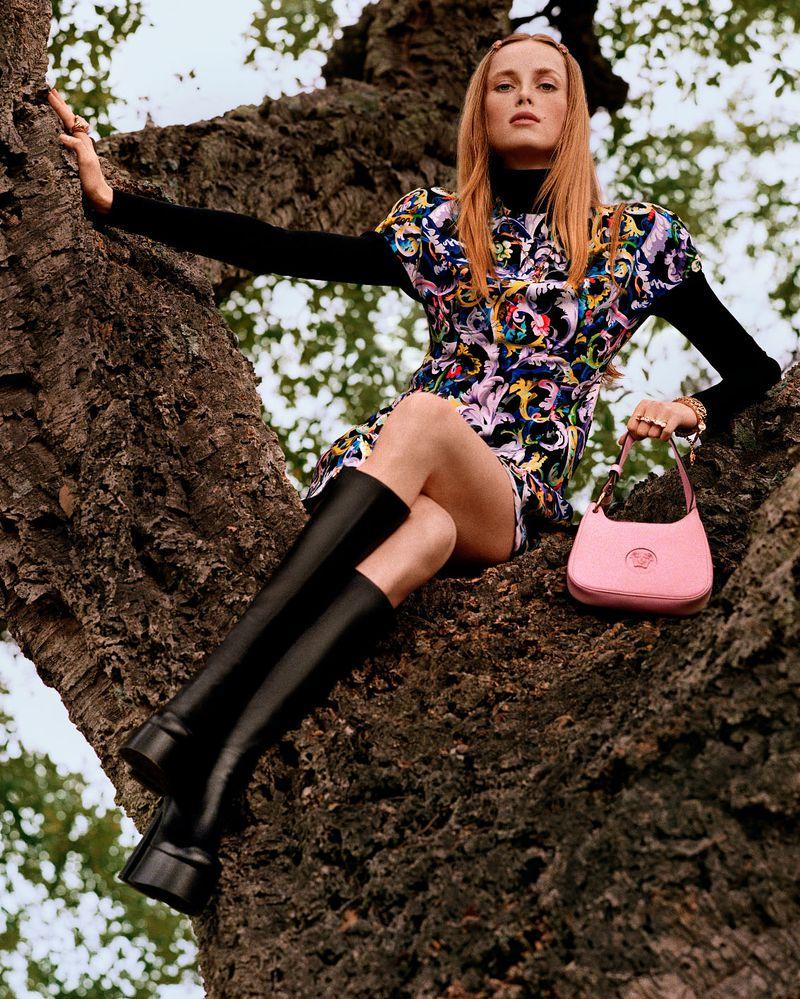 Campagna pre-fall Versace: le foto