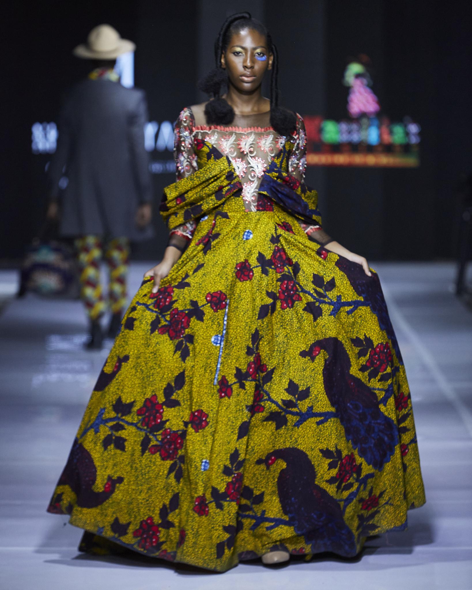 La Windhoek Fashion Week (Namibia) dal 2 al 6 novembre