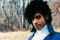 """Prince Rogers Nelson, """"Purple Rain"""" 1984 Warner © Picture Lux/LaPresse Only Italy"""