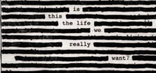 Roger Waters - Is this the life we really wants