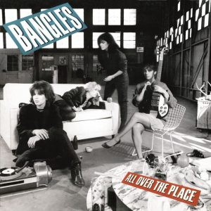 Bangles - All over the place