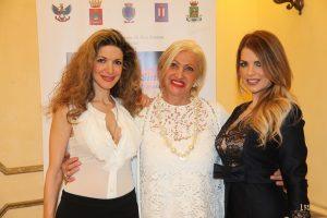 Maria Monsè, Sara Iannone e Laura FroioSpreti