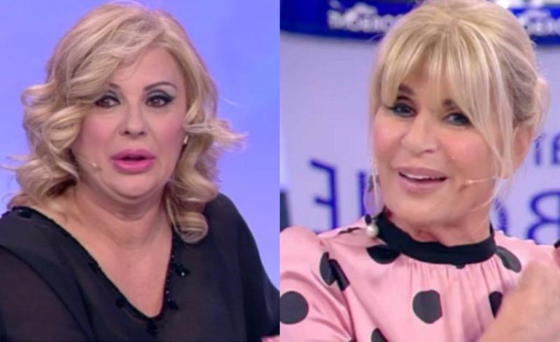 Tina-Cipollari-contro-Gemma-Galgani